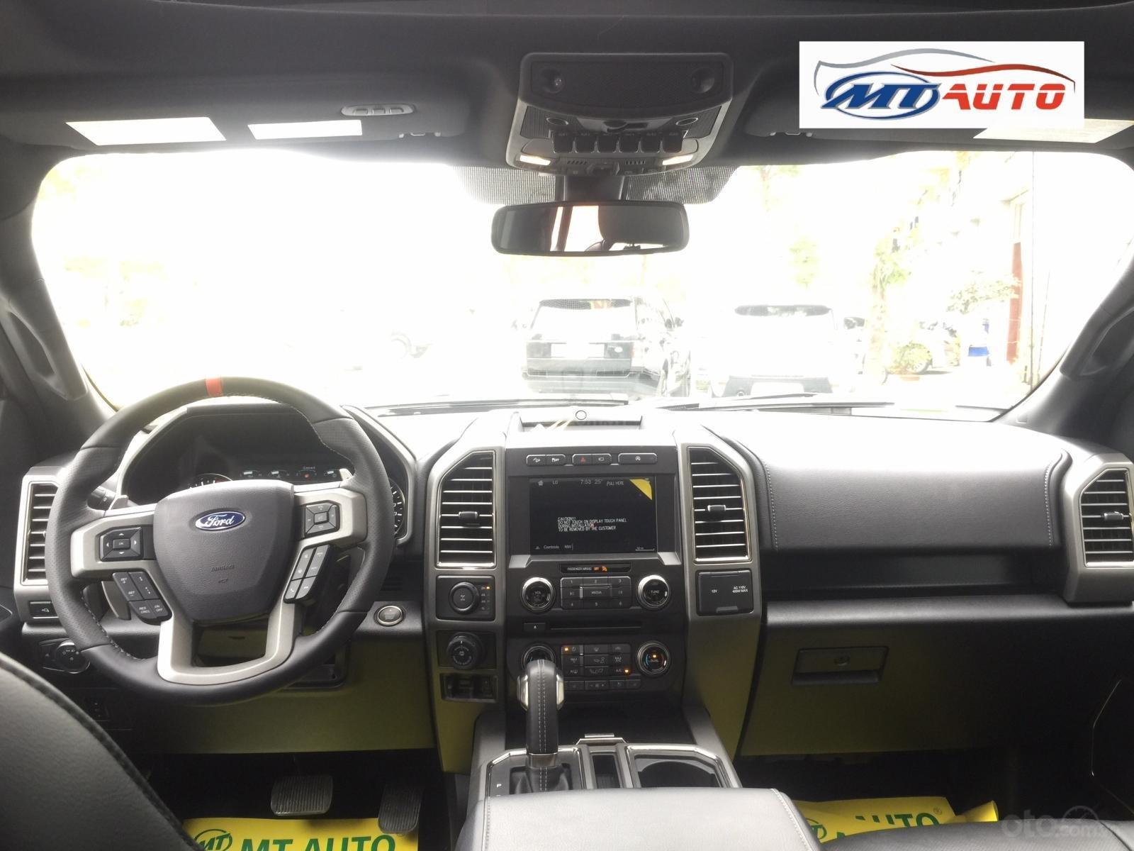 Ford F150 - Raptor sản xuất 2019 nhập khẩu nguyên chiếc Mr Huân: 0981010161 (24)