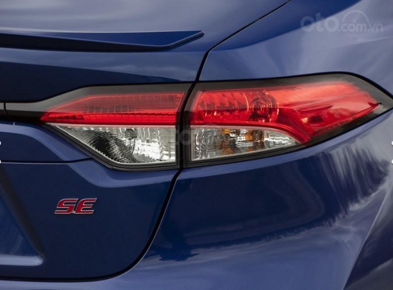 Đèn hậu của Toyota Corolla 2020 sedan
