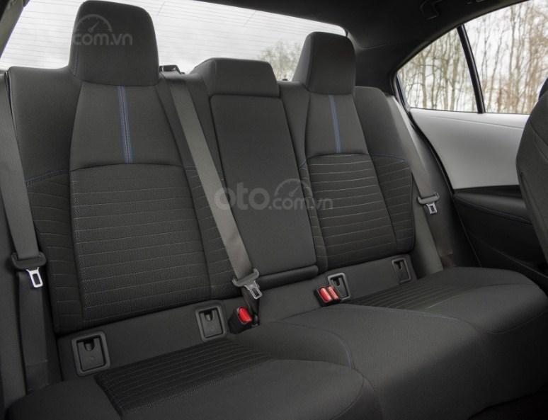 Hệ thống ghế ngồi của Toyota Corolla 2020 sedan - ảnh 1