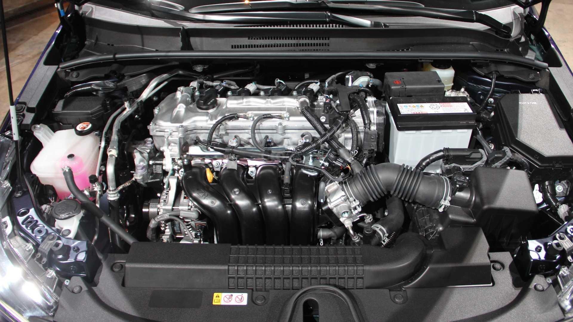 Động cơ Toyota Corolla 2020