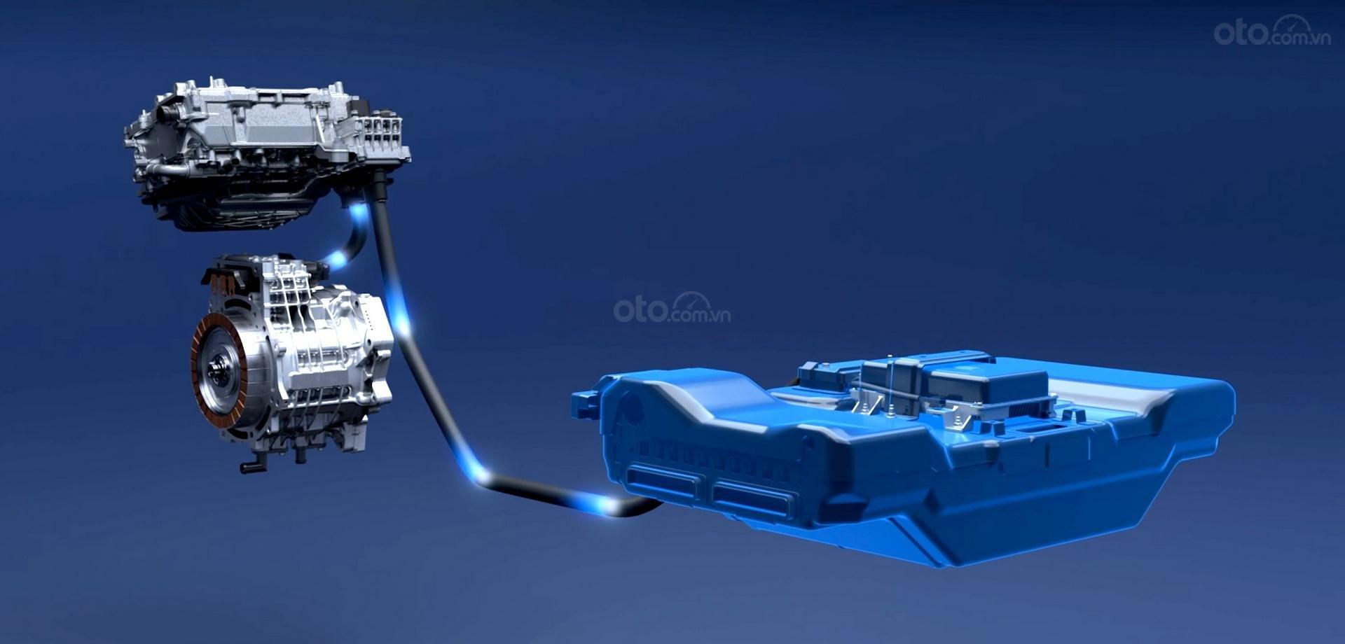 Công nghệ động cơ E-Power trên ô tô Nissan..