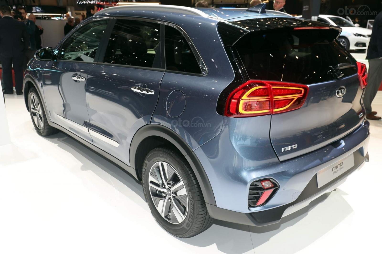 [Geneva 2019] Kia Niro 2019 Hybrid và PHEV tăng cường chất lượng