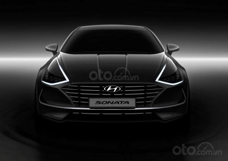 Đèn pha Hyundai Sonata 2020