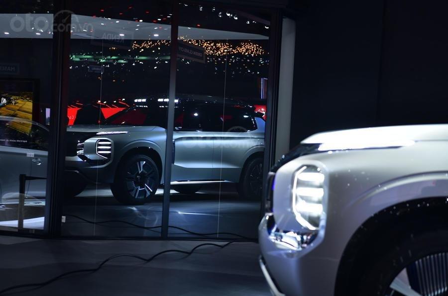 Xem trước Mitsubishi Outlander thế hệ mới cực hầm hố quá concept Engelberg Tourer  a6