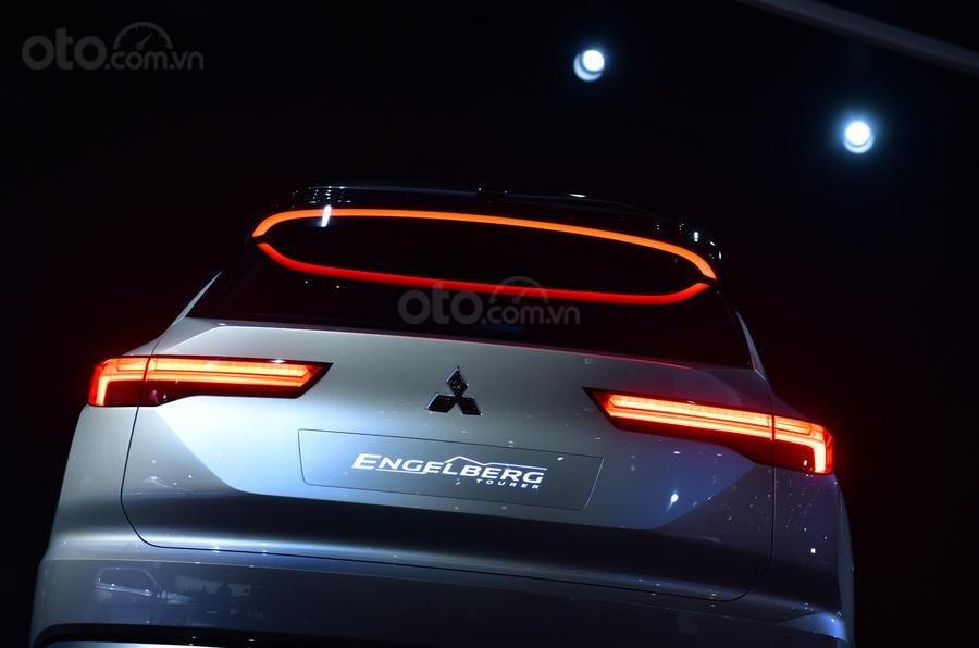 Xem trước Mitsubishi Outlander thế hệ mới cực hầm hố quá concept Engelberg Tourer  a8