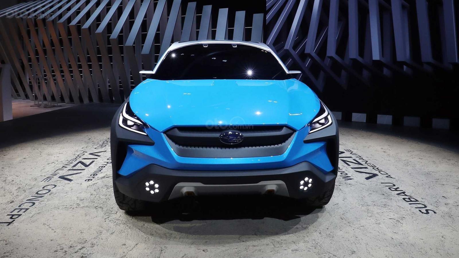 [Geneva 2019] Subaru Viziv Adrenaline - Phác họa Crosstrek thế hệ mới 1a