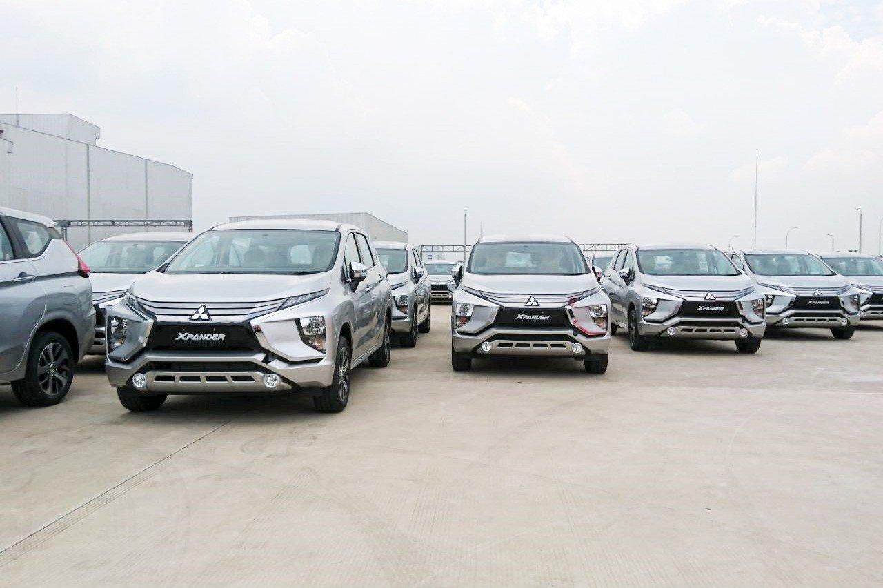 Mitsubishi Xpander bán được gần 2.000 xe dù tháng 3/2019 chưa qua a2