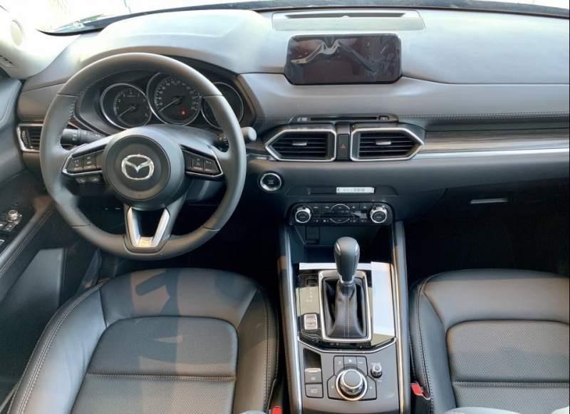 Bán Mazda CX 5 2019, màu xám, 899tr-5