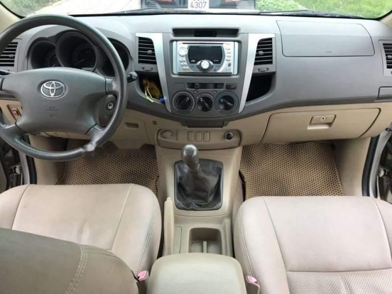 Bán ô tô Toyota Hilux 2010, màu vàng, nhập khẩu, 335tr (6)