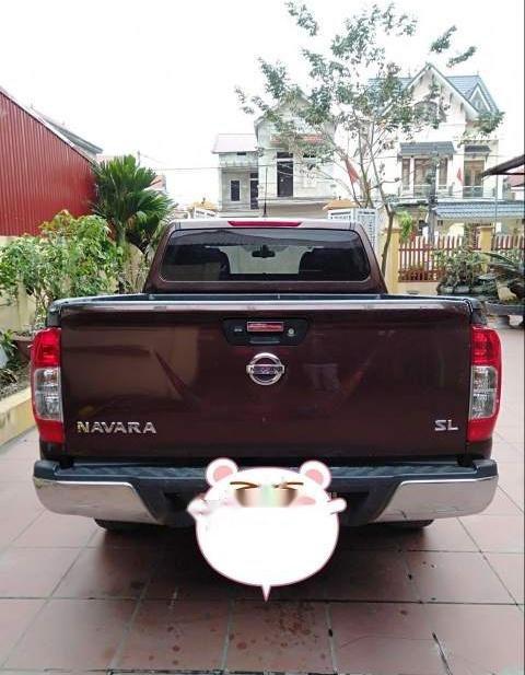 Bán Nissan Navara SL số sàn, 2 cầu, sản xuất 2017, đăng kí tháng 11 năm 2017 (4)