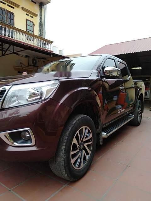 Bán Nissan Navara SL số sàn, 2 cầu, sản xuất 2017, đăng kí tháng 11 năm 2017 (2)