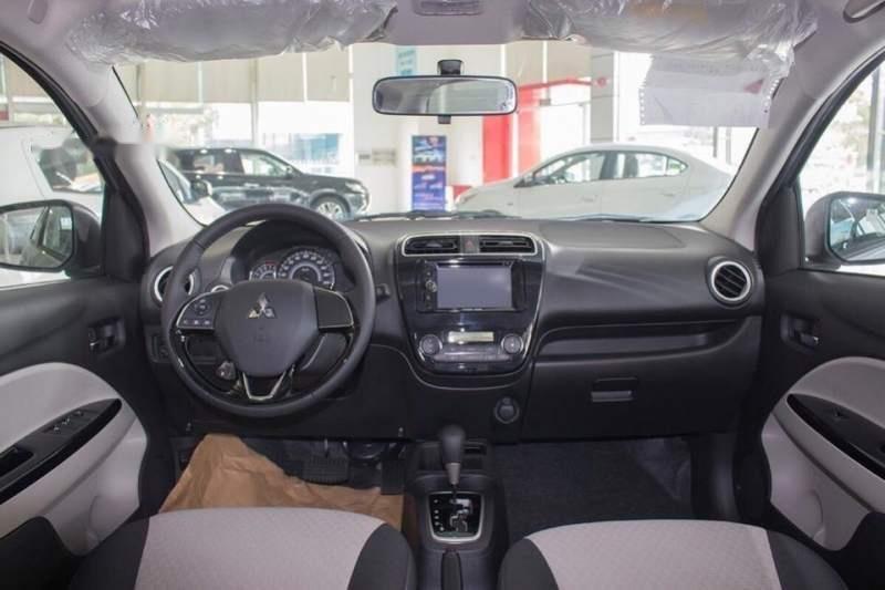 Bán ô tô Mitsubishi Mirage đời 2019, màu bạc, nhập khẩu nguyên chiếc-3