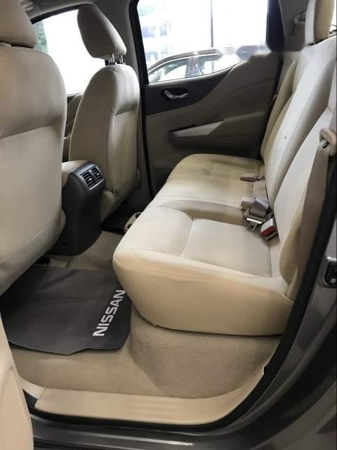 Bán ô tô Nissan Navara đời 2018, màu xám, xe nhập-2