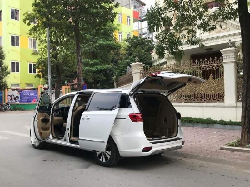 Cần bán gấp Kia Sedona đời 2008, màu trắng, xe nhập còn mới (2)