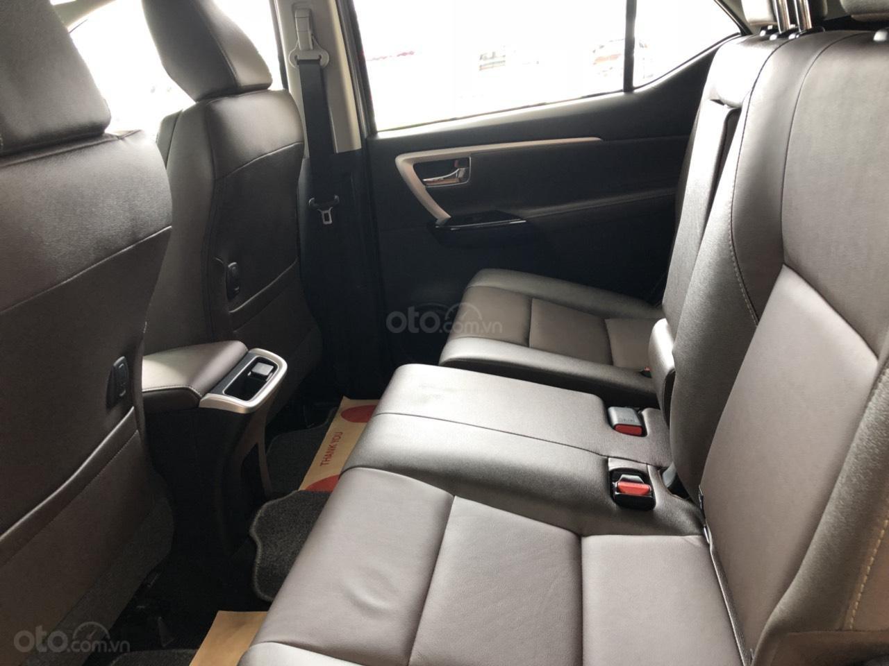 Toyota Fortuner 2.8 AT (4X4) máy dầu, năm sản xuất 2019, màu đen, nhập khẩu nguyên chiếc-2