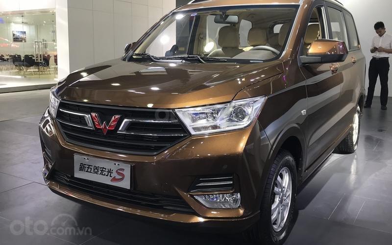 Bản SUV Wuling Hongguang S bán chạy