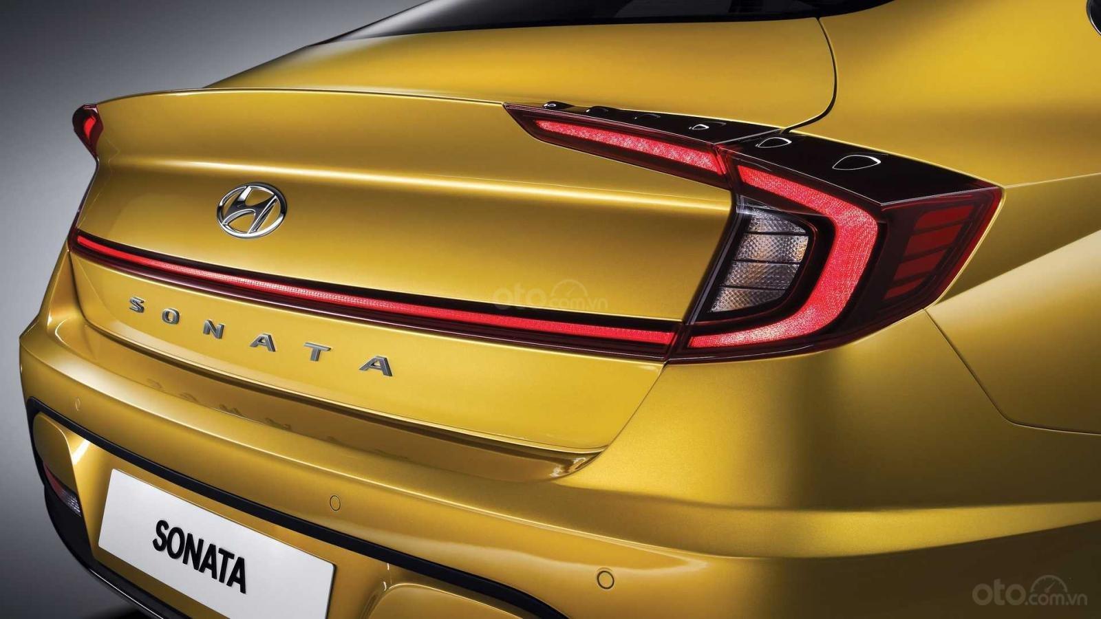 Ảnh Hyundai Sonata 2020 a4