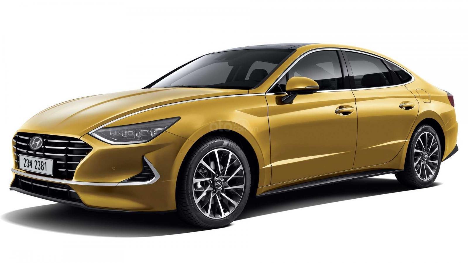 Ảnh Hyundai Sonata 2020 a3