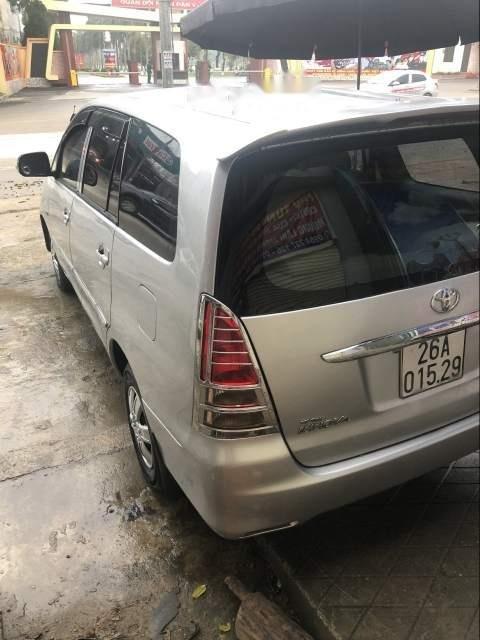 Cần bán Toyota Innova 2008, màu bạc, giá chỉ 225 triệu-3