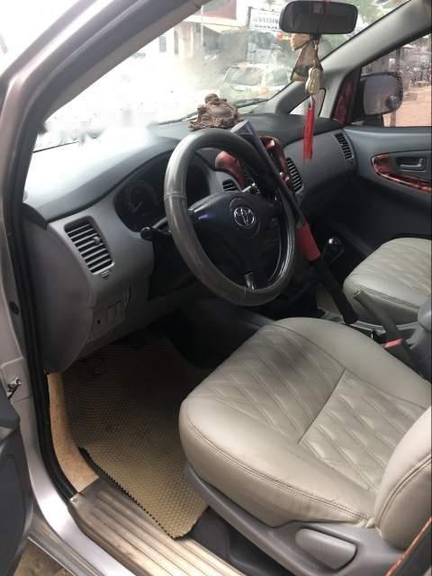 Cần bán Toyota Innova 2008, màu bạc, giá chỉ 225 triệu-2