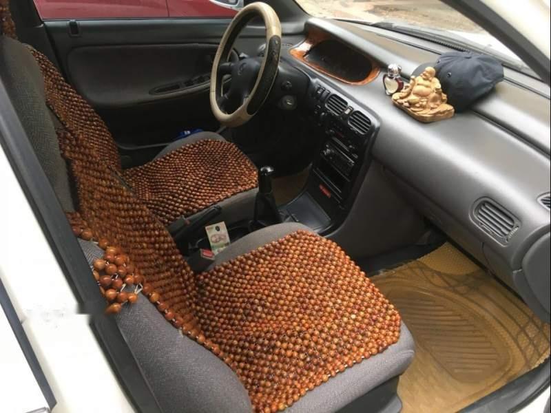 Bán Mazda 626 MT năm sản xuất 1997, màu trắng, xe một chủ đi làm nhà nước (2)