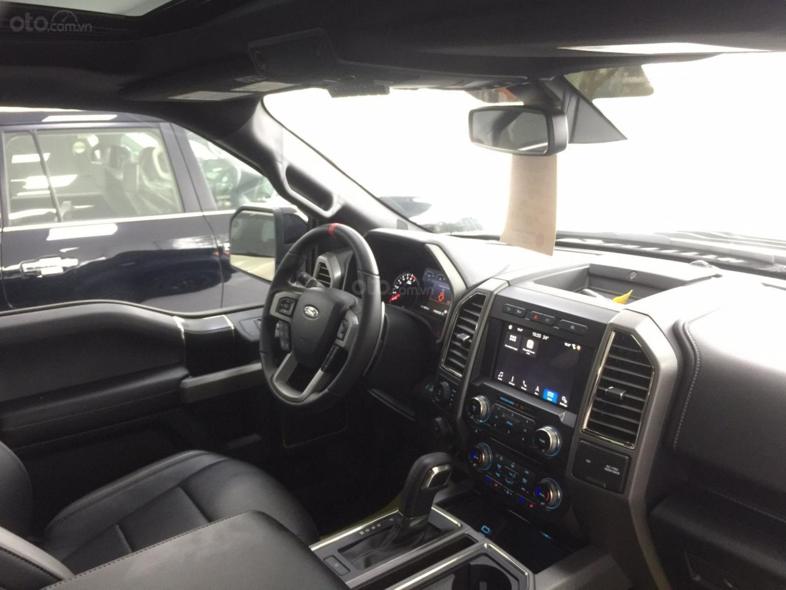 Bán siêu bán tải Ford F150 Raptor 2020, LH Ms Hương giá tốt giao ngay toàn quốc (6)