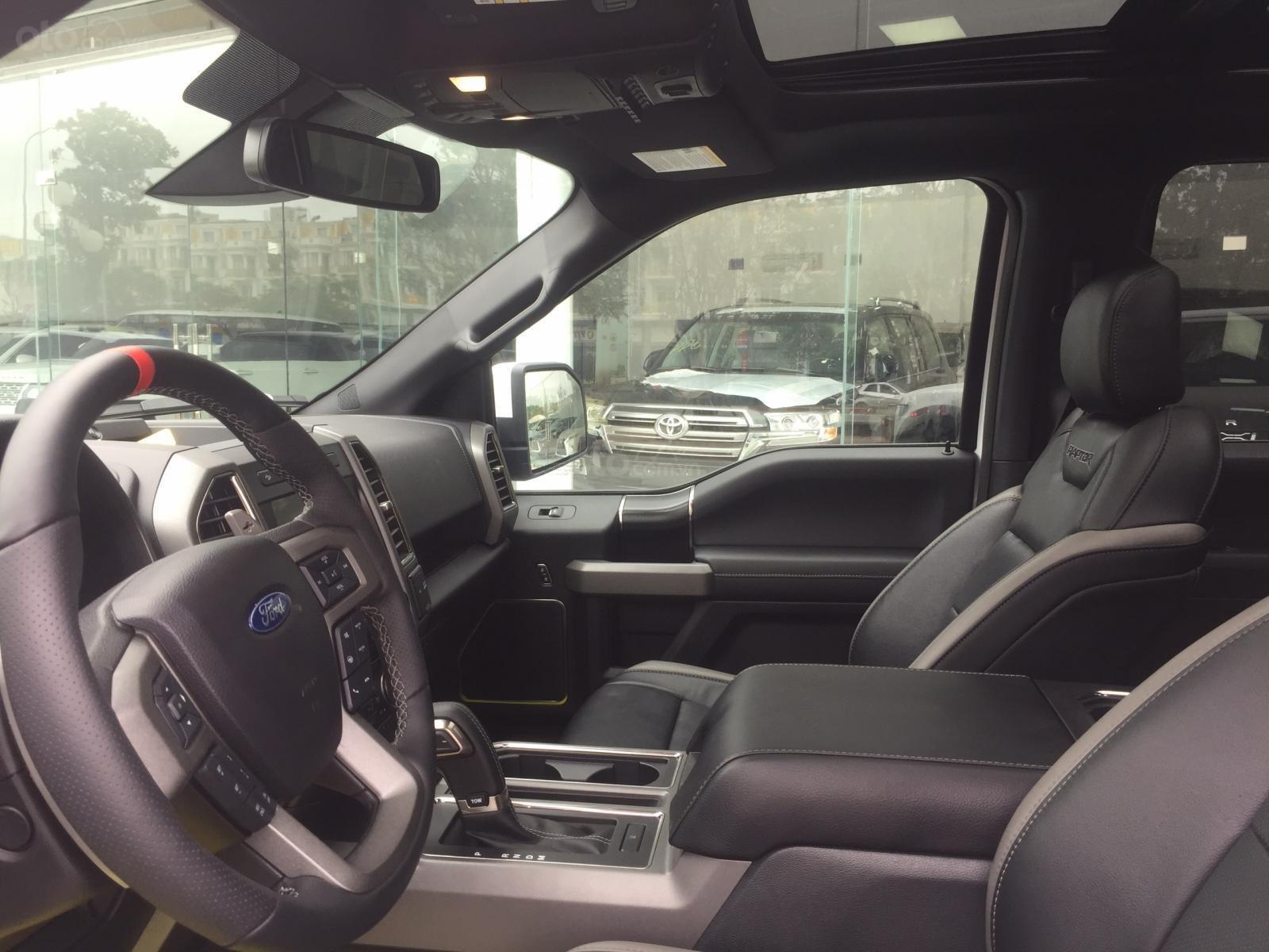 Bán siêu bán tải Ford F150 Raptor sản xuất 2020, LH Ms Hương giá tốt, giao ngay toàn quốc (17)