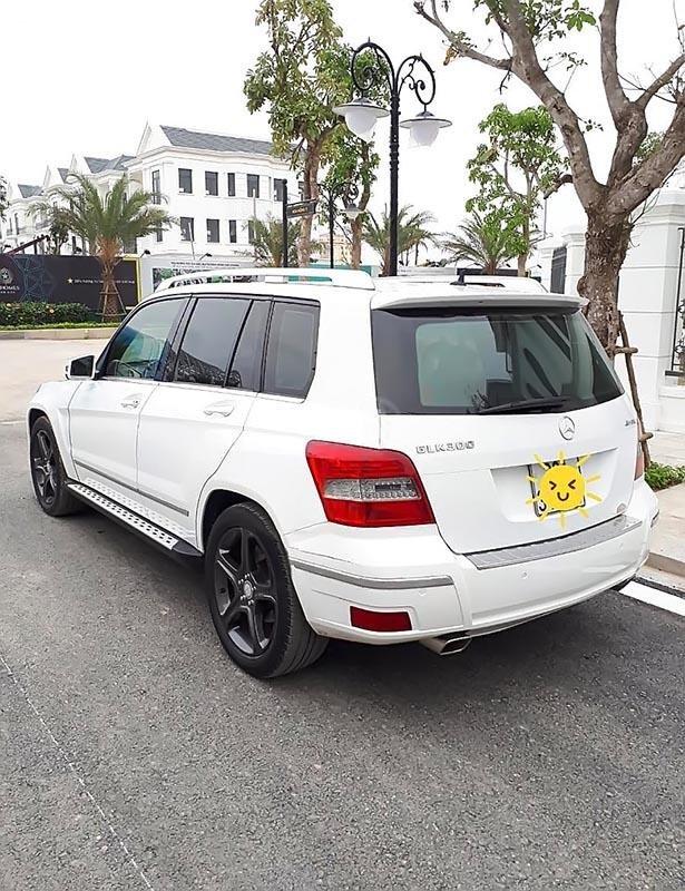 Bán Mercedes GLK300 đời 2010, màu trắng, nhập khẩu, giá tốt (2)