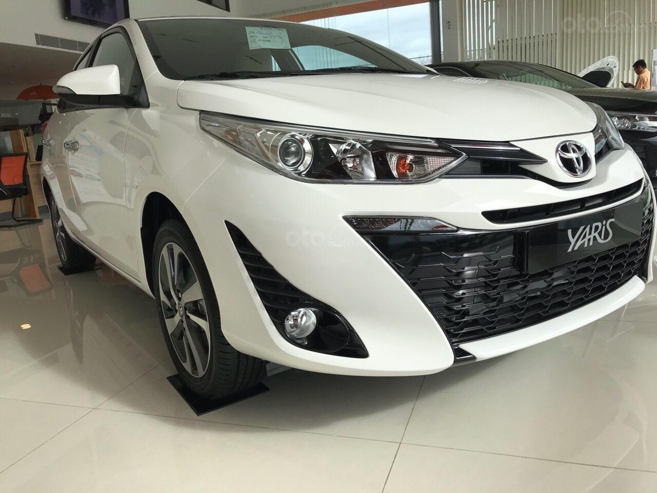 Toyota Yaris - nhập Thái - khuyến mãi - giao ngay-0