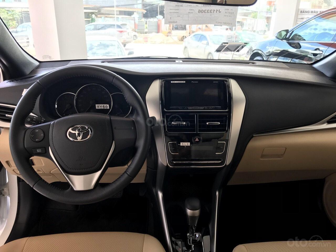 Toyota Yaris - nhập Thái - khuyến mãi - giao ngay-2