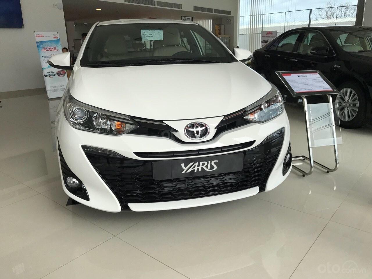 Toyota Yaris - nhập Thái - khuyến mãi - giao ngay-5