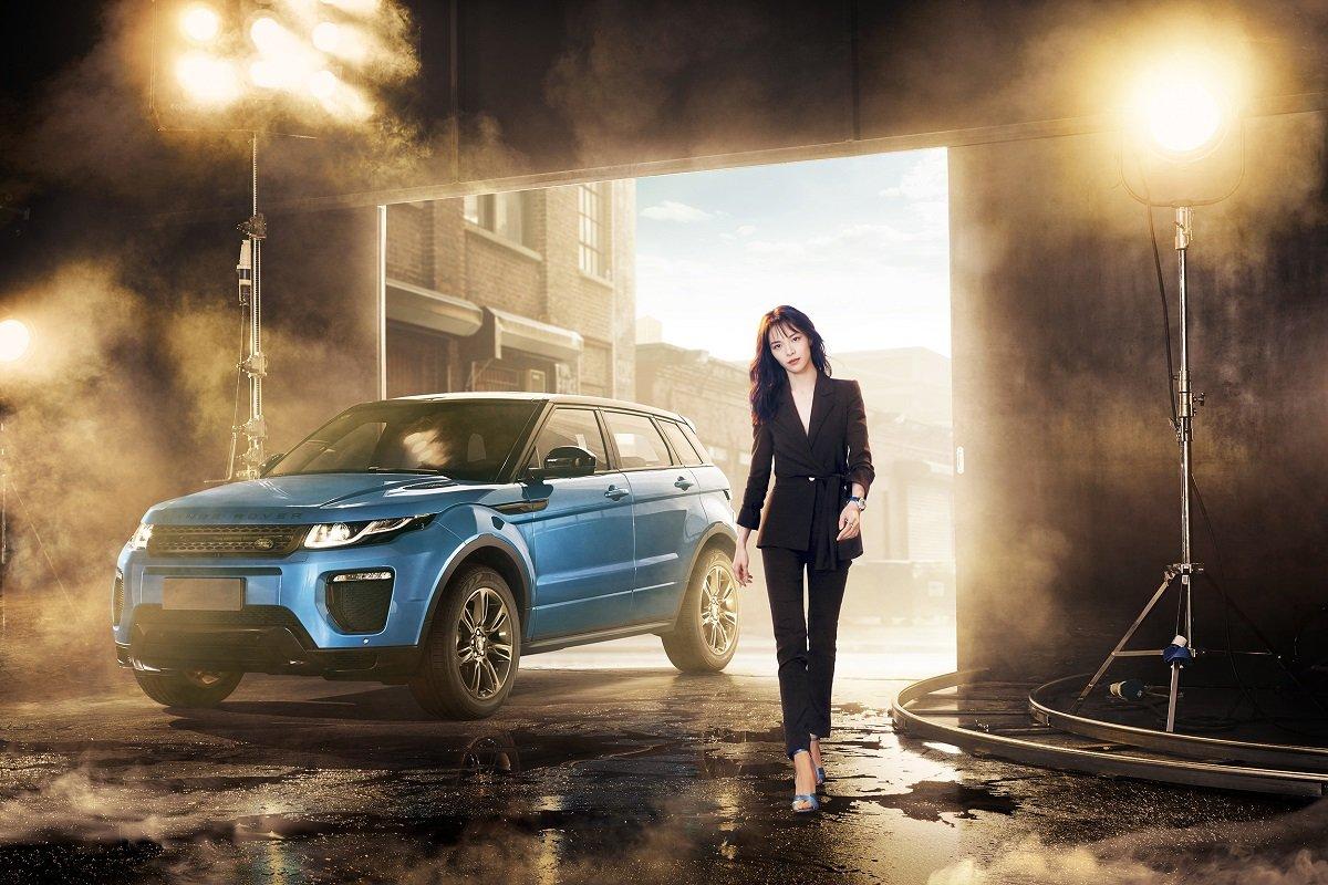 Range Rover Evoque tặng thêm 200 triệu đồng cho chị em nào sở hữu xe trong tháng 3/2019