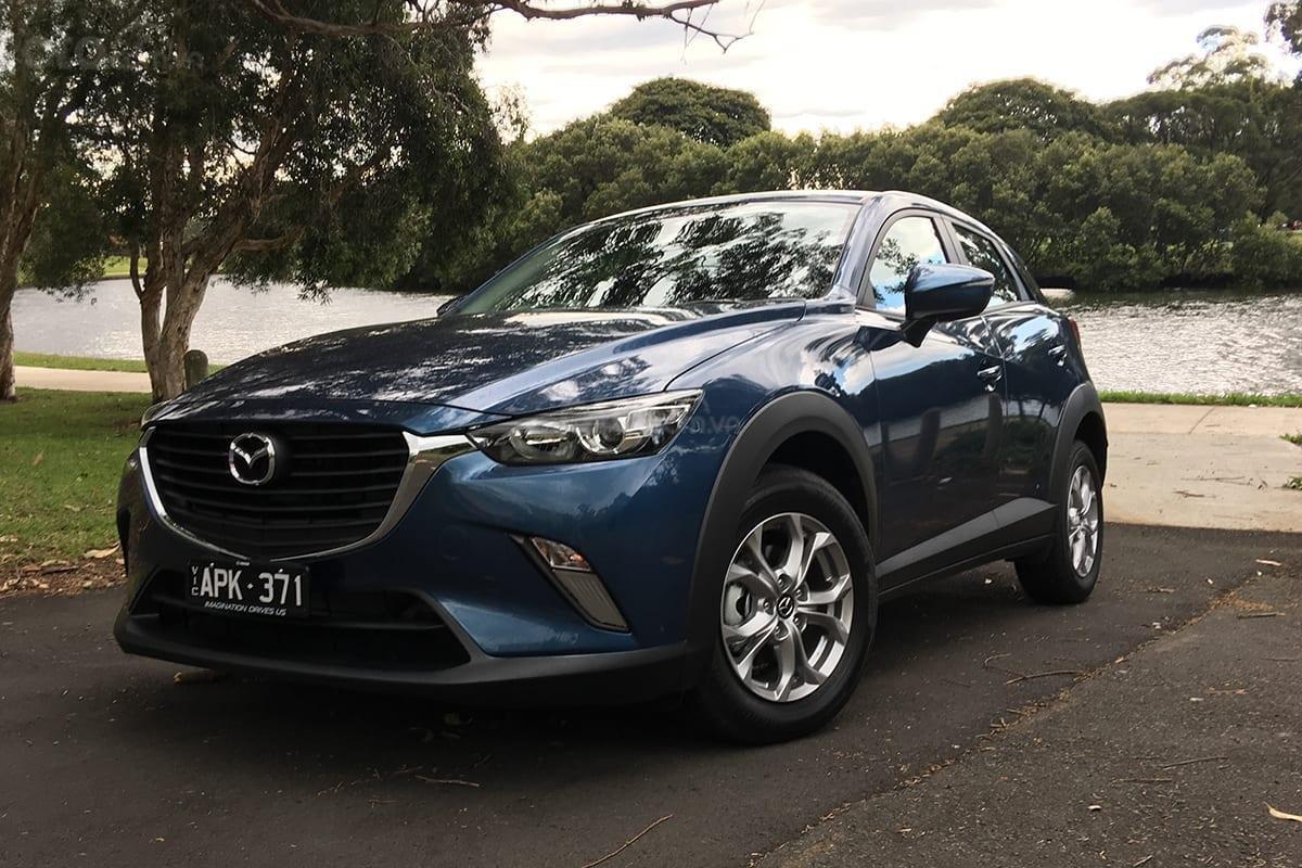 Mazda CX-3 2019 đầu xe