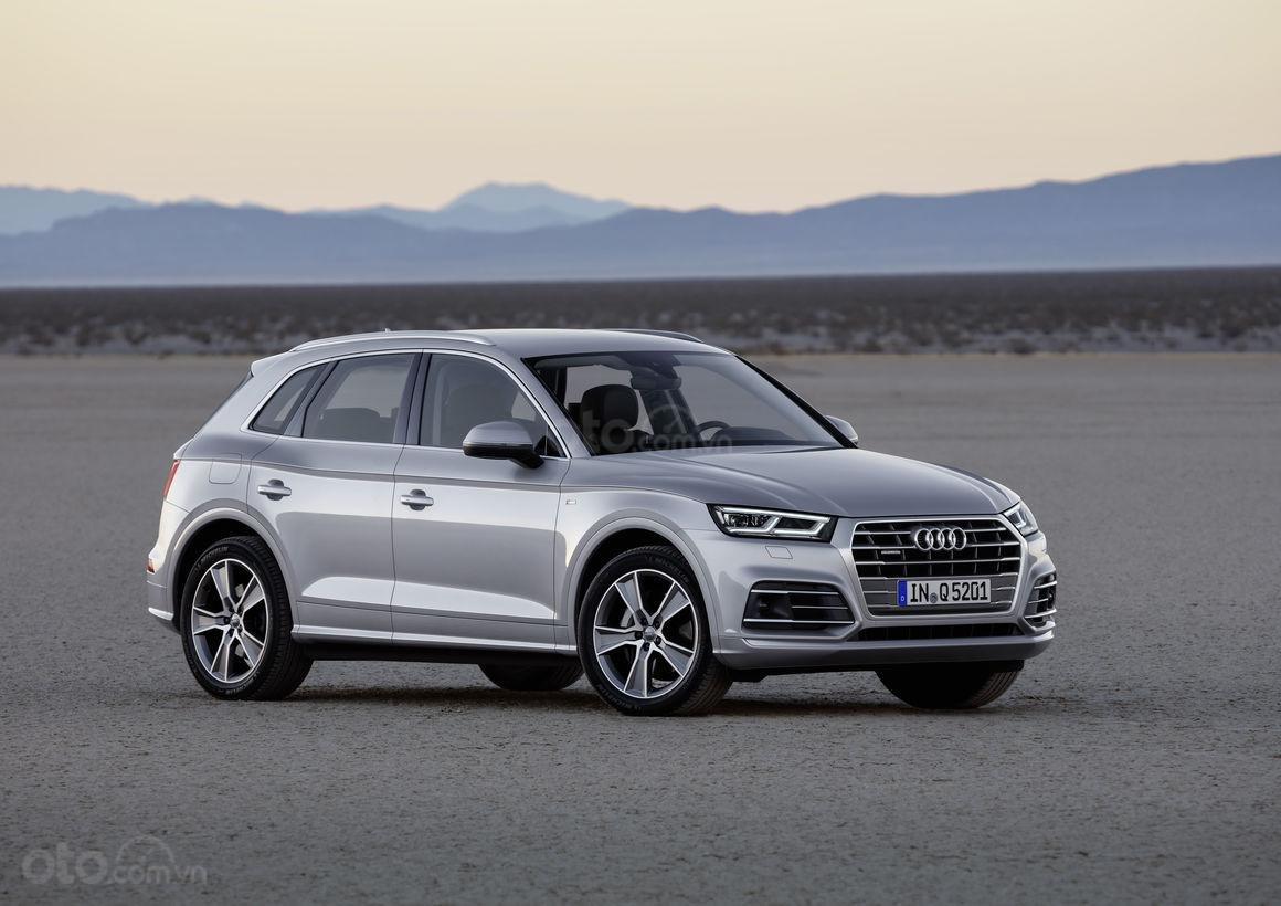 Audi Q5 2019 đầu xe