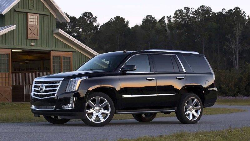 Cadillac Escalade 2019...
