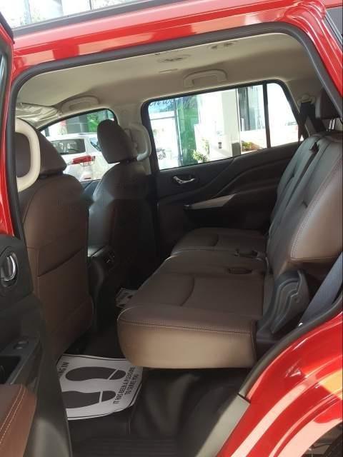 Bán xe Nissan Terra AT sản xuất năm 2018, màu đỏ, nhập khẩu nguyên chiếc-3