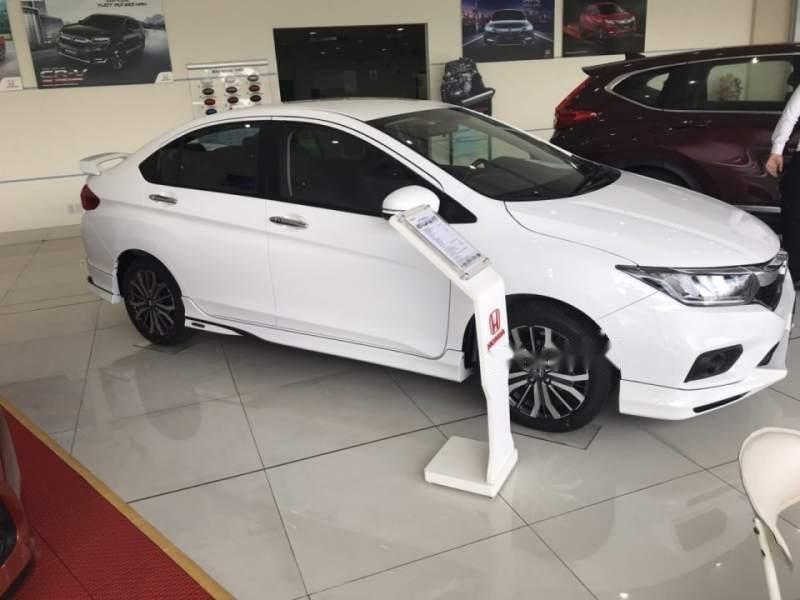 Bán xe Honda City 2019, màu trắng, giá tốt-2