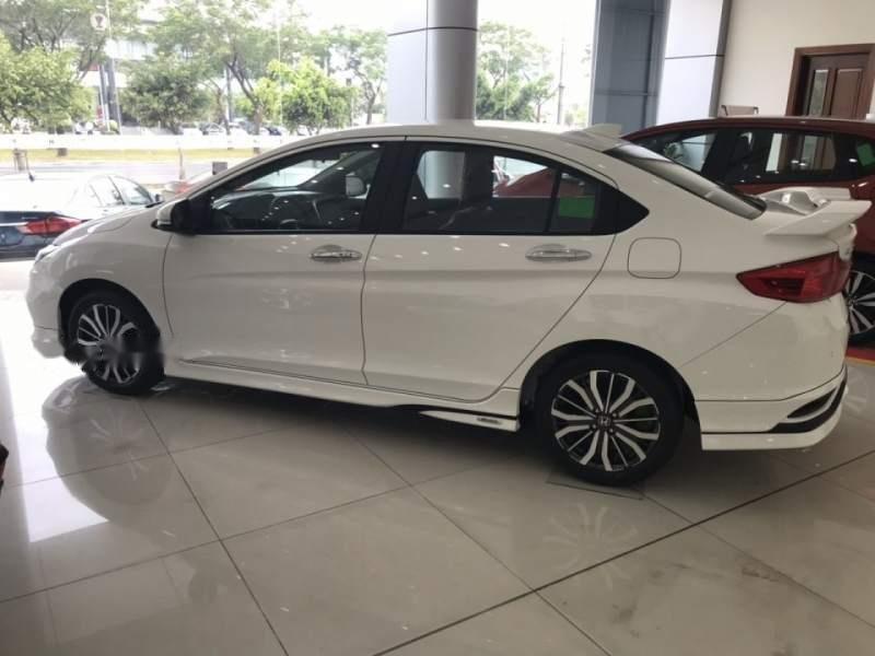 Bán xe Honda City 2019, màu trắng, giá tốt-1