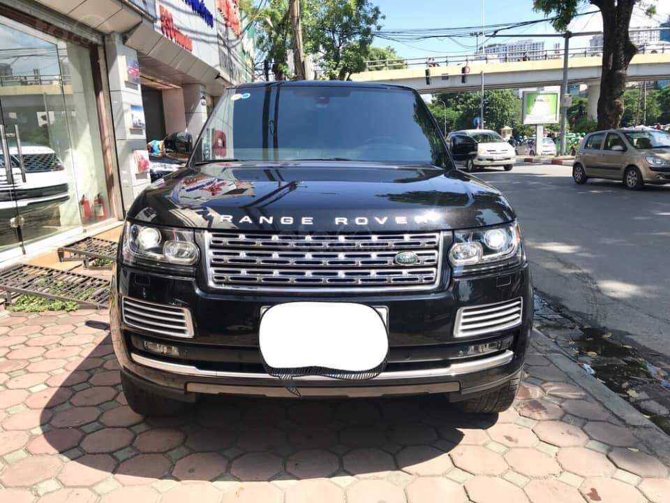 MT Auto 88 Tố Hữu bán Range Rover Black Edition sx 2015, màu đen, nhập khẩu nguyên chiếc - LH E Hương 0945392468-0