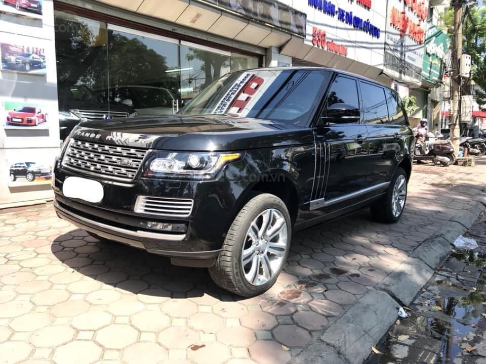 MT Auto 88 Tố Hữu bán Range Rover Black Edition sx 2015, màu đen, nhập khẩu nguyên chiếc - LH E Hương 0945392468-2