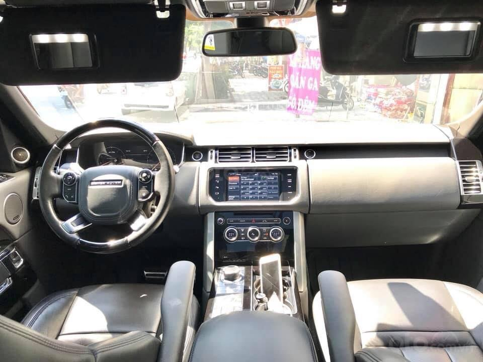 MT Auto 88 Tố Hữu bán Range Rover Black Edition sx 2015, màu đen, nhập khẩu nguyên chiếc - LH E Hương 0945392468-17