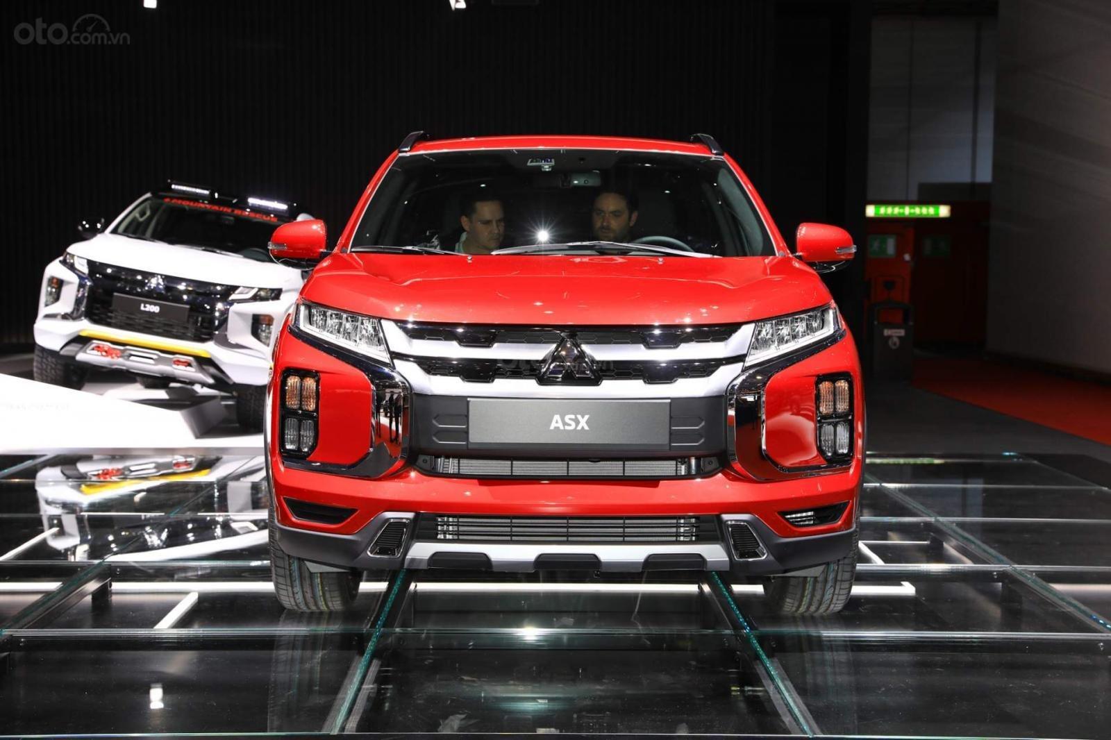 [Geneva 2019] Mitsubishi Outlander Sport 2020 cực ngầu