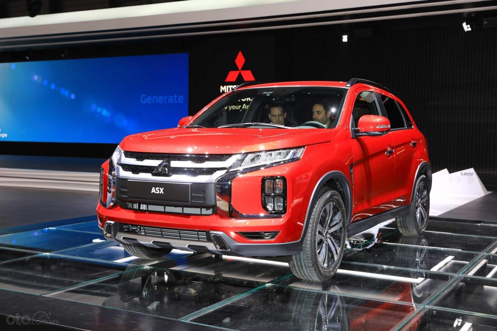 [Geneva 2019] Mitsubishi Outlander Sport 2020 cập nhật mới đại náo triển lãm