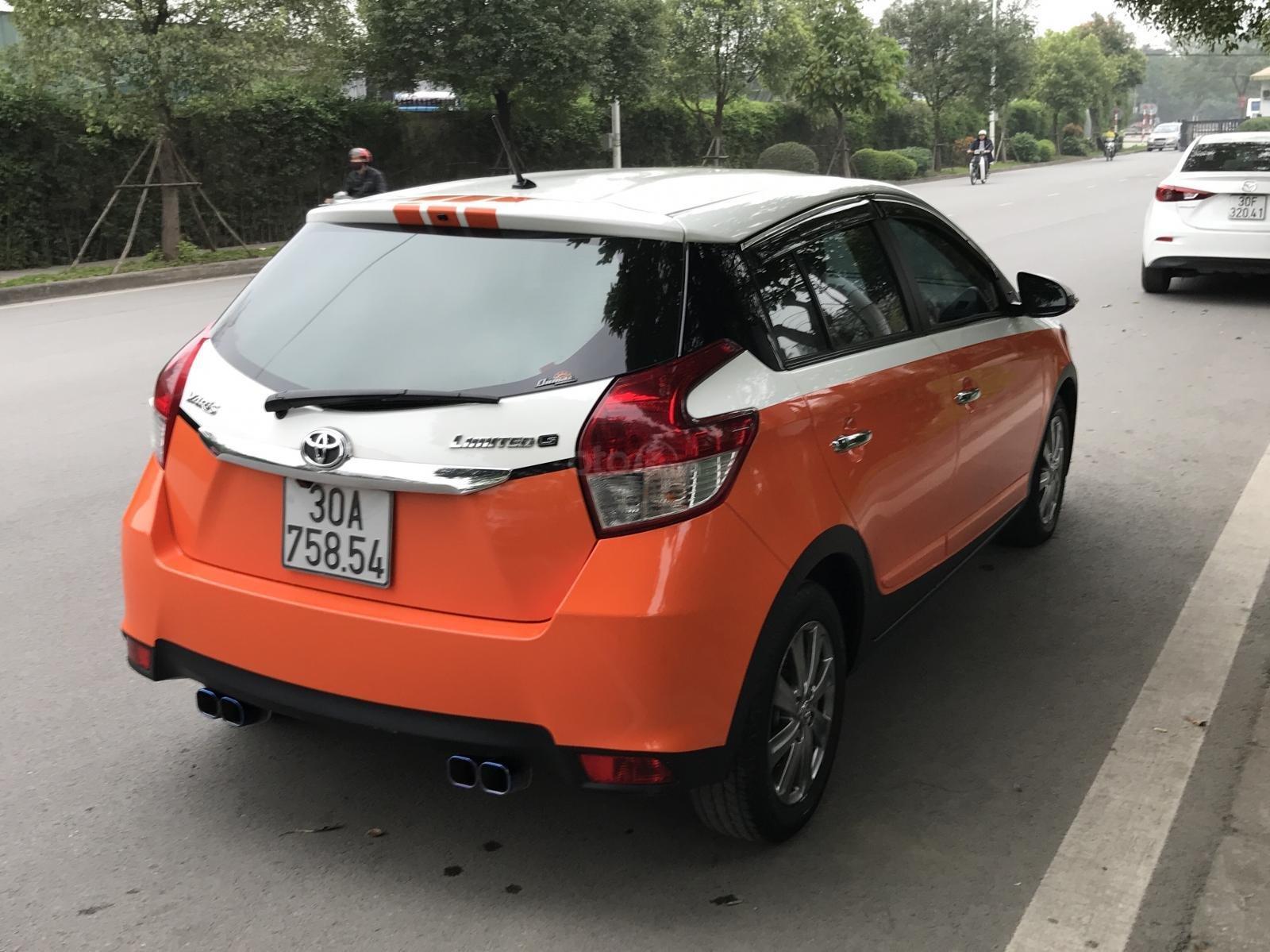 Bán xe Toyota Yaris 1.3G đời 2015, xe nhập-3