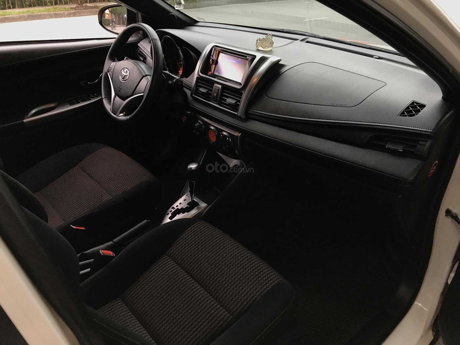 Bán xe Toyota Yaris 1.3G đời 2015, xe nhập-5
