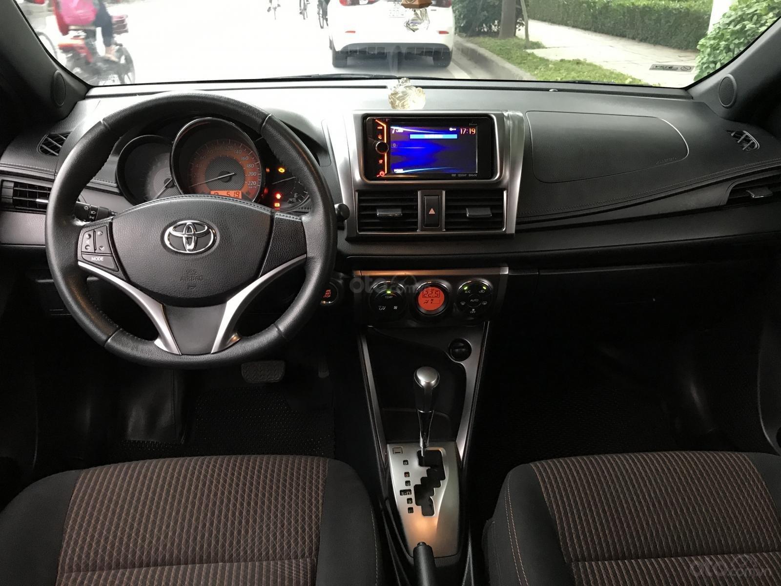 Bán xe Toyota Yaris 1.3G đời 2015, xe nhập-7