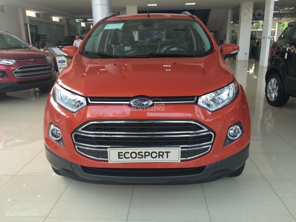 An Đô Ford bán Ford Ecosport 2019 đủ các bản, đủ màu giao ngay, giá chỉ từ 530tr, hỗ trợ trả góp cao. LH 0974286009-0