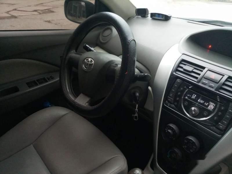 Cần bán gấp Toyota Vios E đời 2012, màu bạc, 1 chủ tù đầu-5
