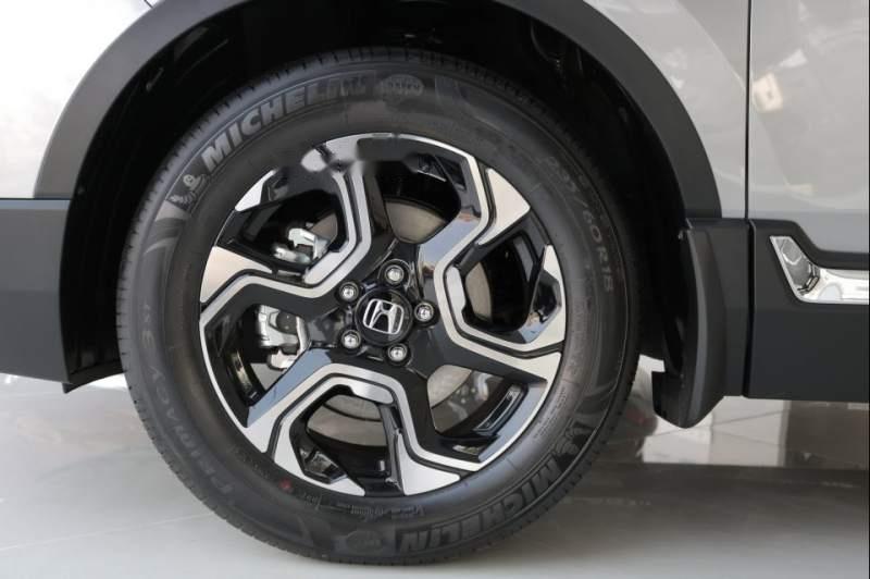Bán Honda CR V đời 2019, màu bạc, xe nhập-3