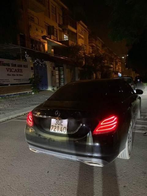 Bán Mercedes C200 đời 2016, màu đen, xe nhập-3